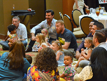 Lifelong Adoptions Family Reunion Event