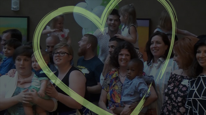 Lifelong Adoptions Family Reunion Video